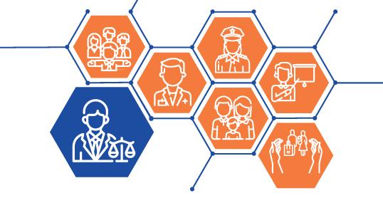 OASIS Capacita: funcionariado para la prevención y asistencia a víctimas de la violencia